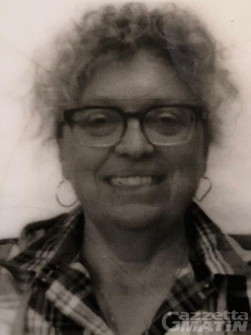 Aosta, scomparsa donna in centro città