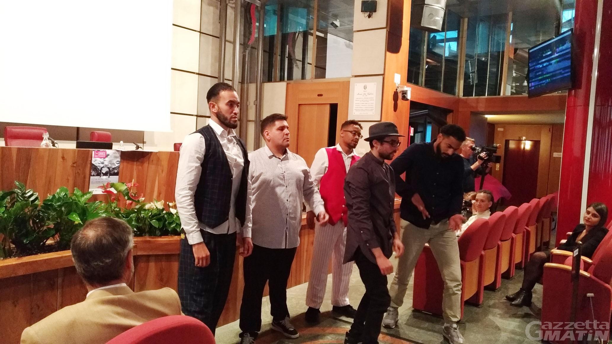 Nuova danza: T*Danse, una settimana di esibizioni ad Aosta