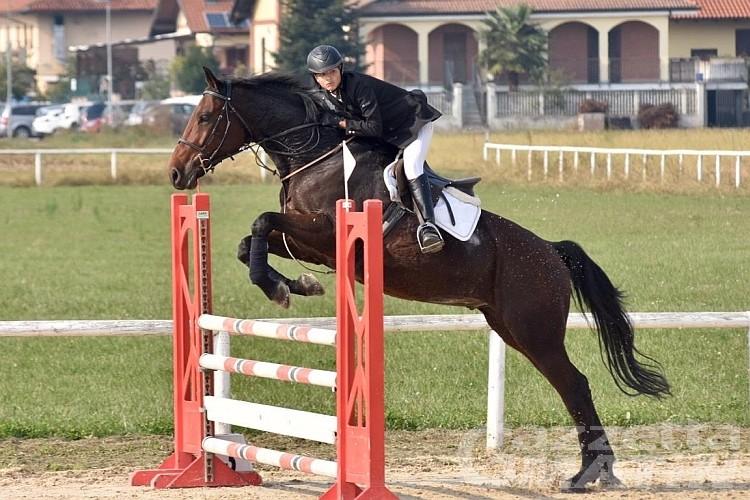 Equitazione: rossoneri in luce nel weekend