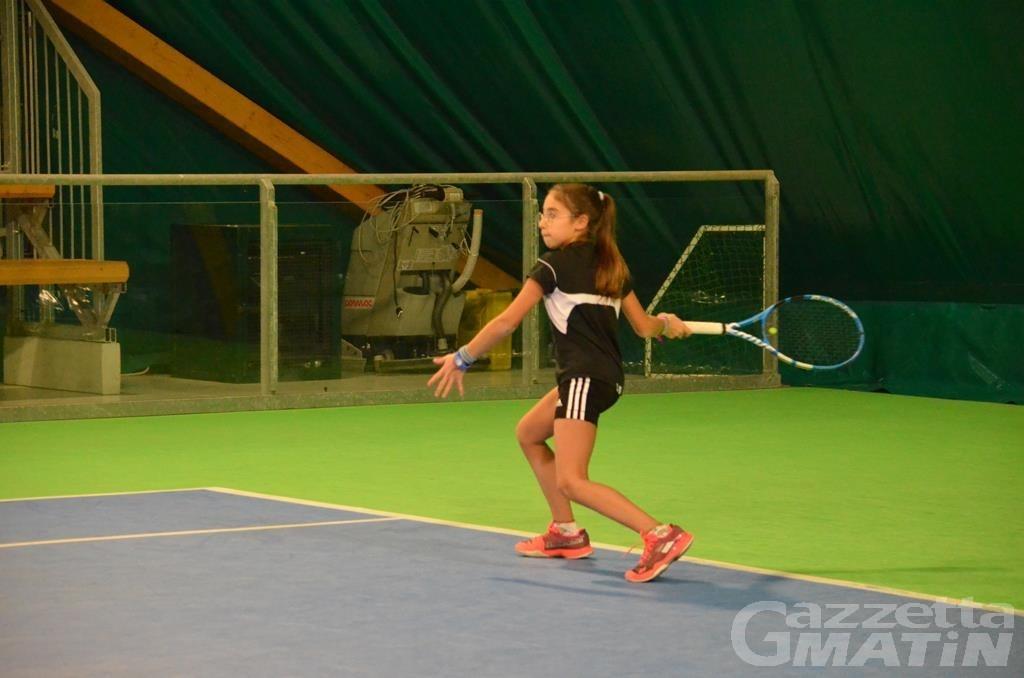 Tennis: Toniolo e D'Andrea avanti nel Memorial Minini