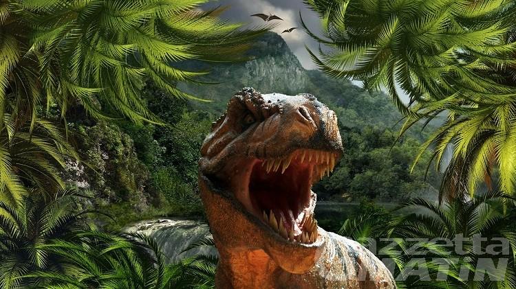 I dinosauri tornano a camminare fra noi con lo spettacolo Walking with Dinosaurs