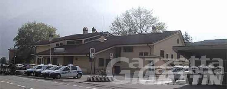 Aosta, Polizia locale in stato di agitazione