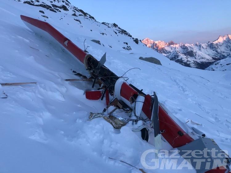 Incidente aereo sul Rutor: il pilota passa ai domiciliari