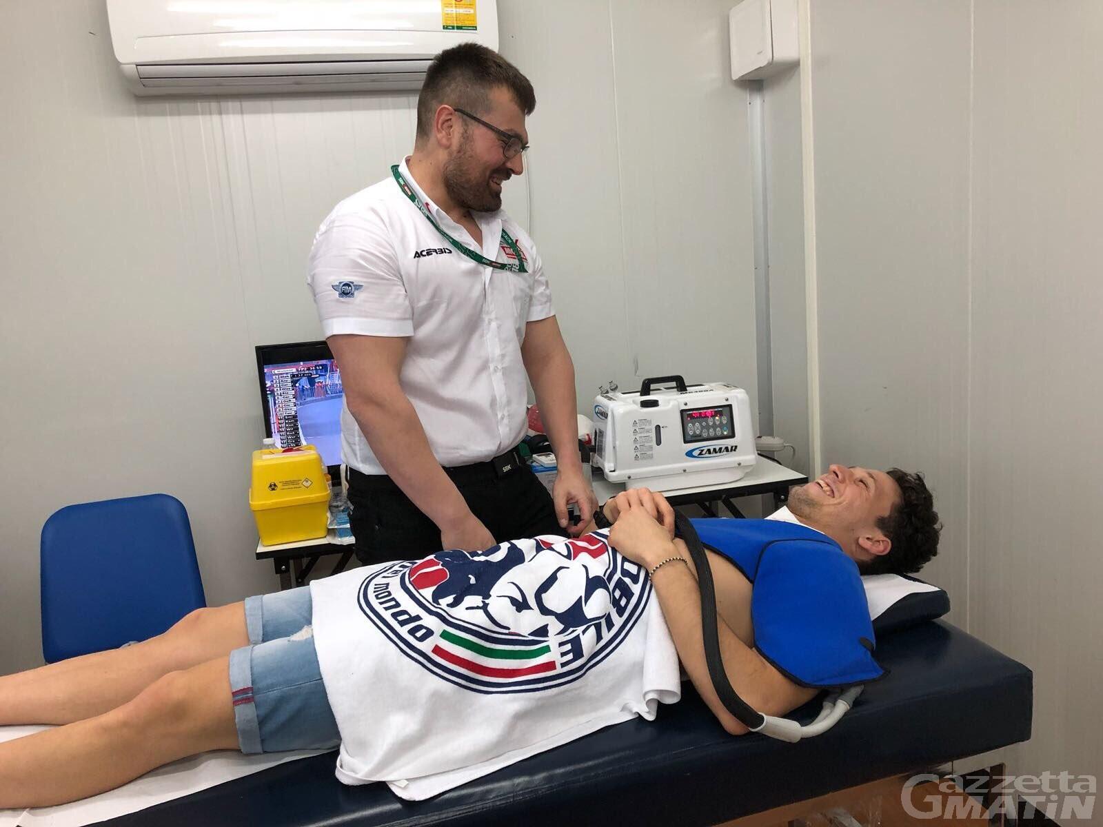 Medicina dello sport: Antonetti nuovo responsabile del gruppo IRV