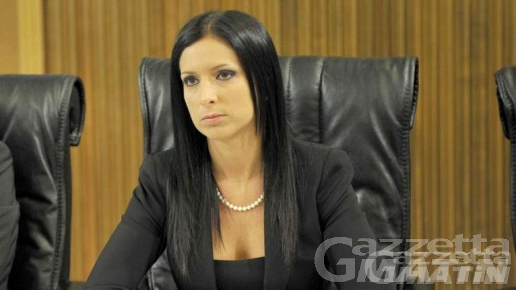 """Consiglio Valle: Bertin rimprovera a Rini """"poca imparzialità"""""""