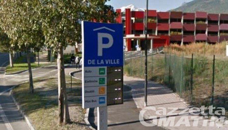 Aosta, Parking de la Ville gratis per la Fiera di Sant'Orso