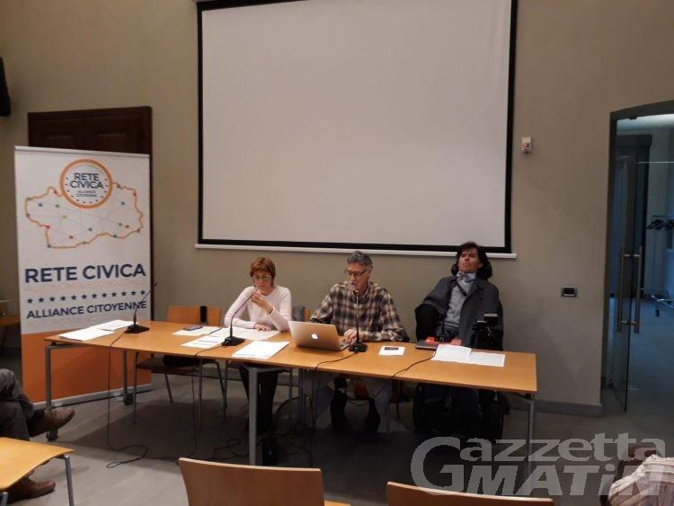 Europee: Rete civica VdA appoggia Verdi, Pizzarotti con Bonino
