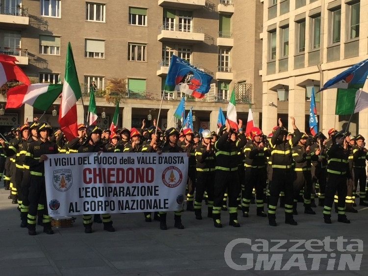 Vigili del fuoco, Tripodi: «il voto testimonia disagio»