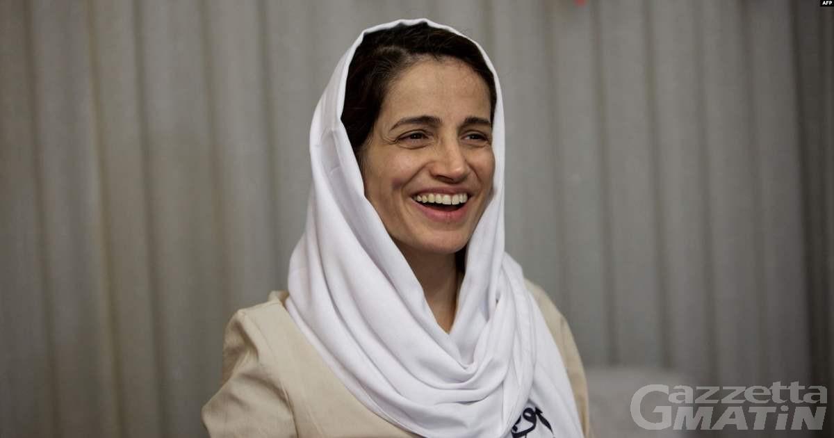 Nasrin Sotoudeh condannata: l'Ordine degli avvocati VdA invita il Governo a mobilitarsi