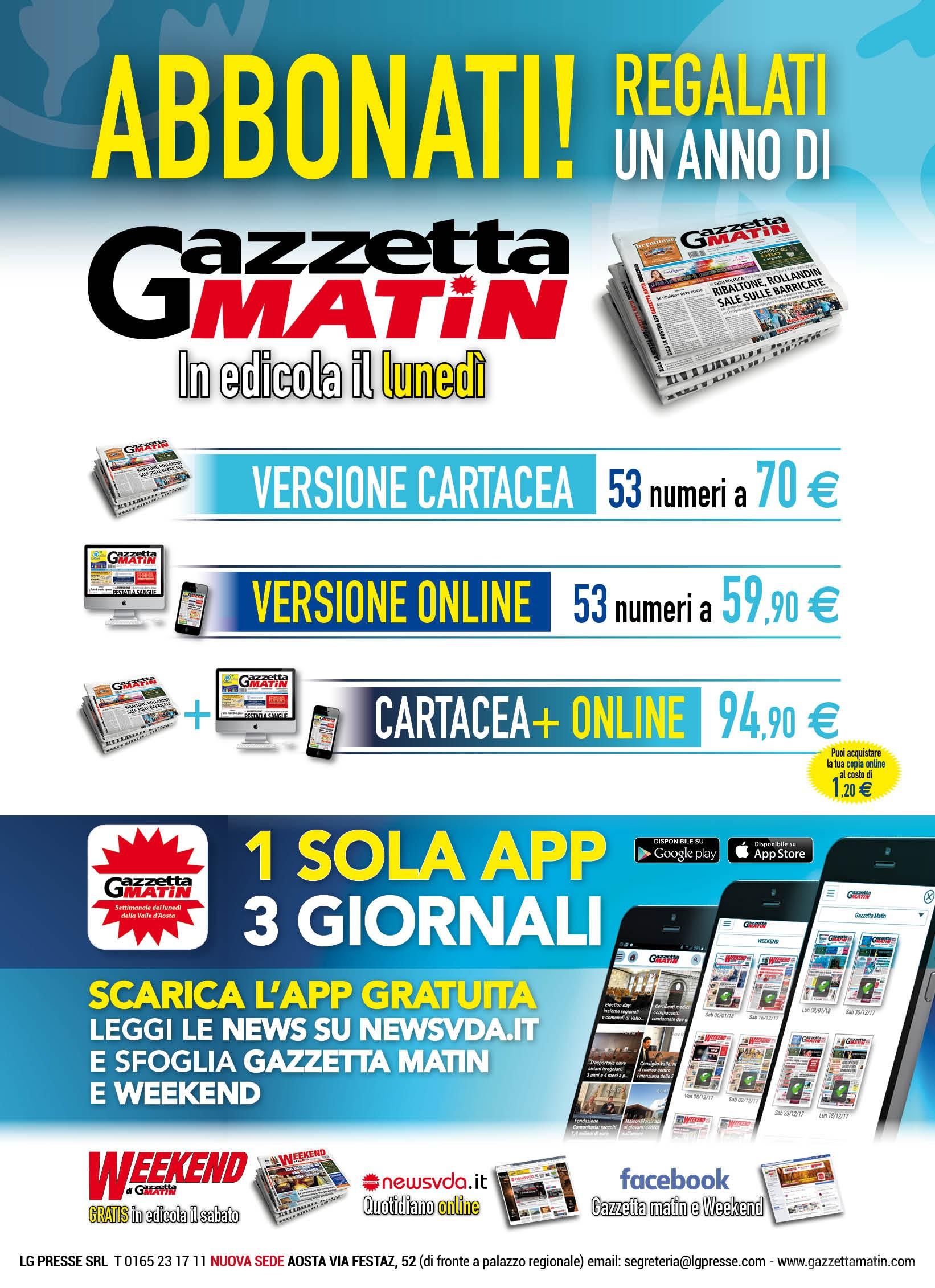 Gazzetta Matin Digitale