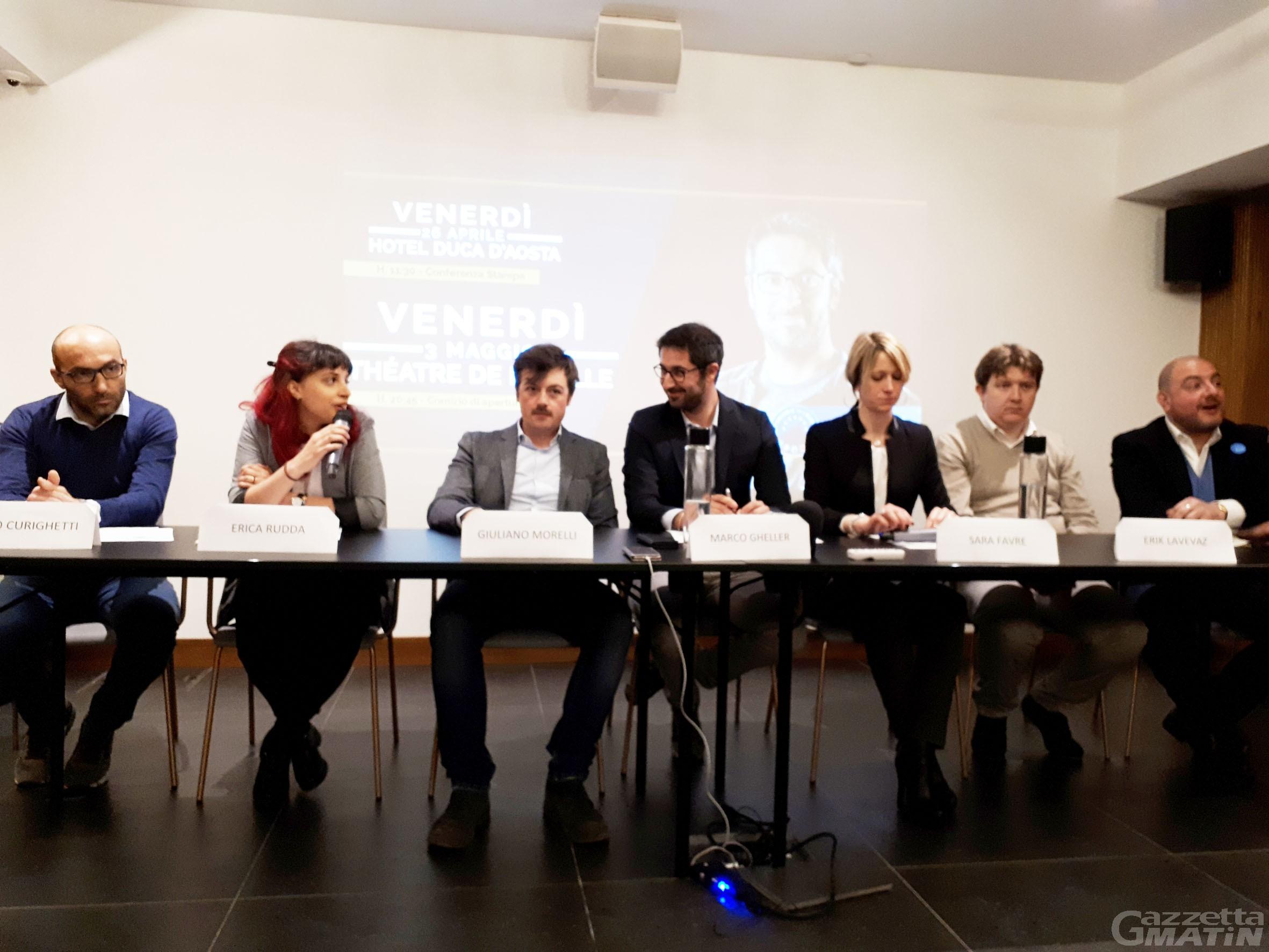 Elezioni: autonomisti in campo con Gheller per un'Europa delle Comunità