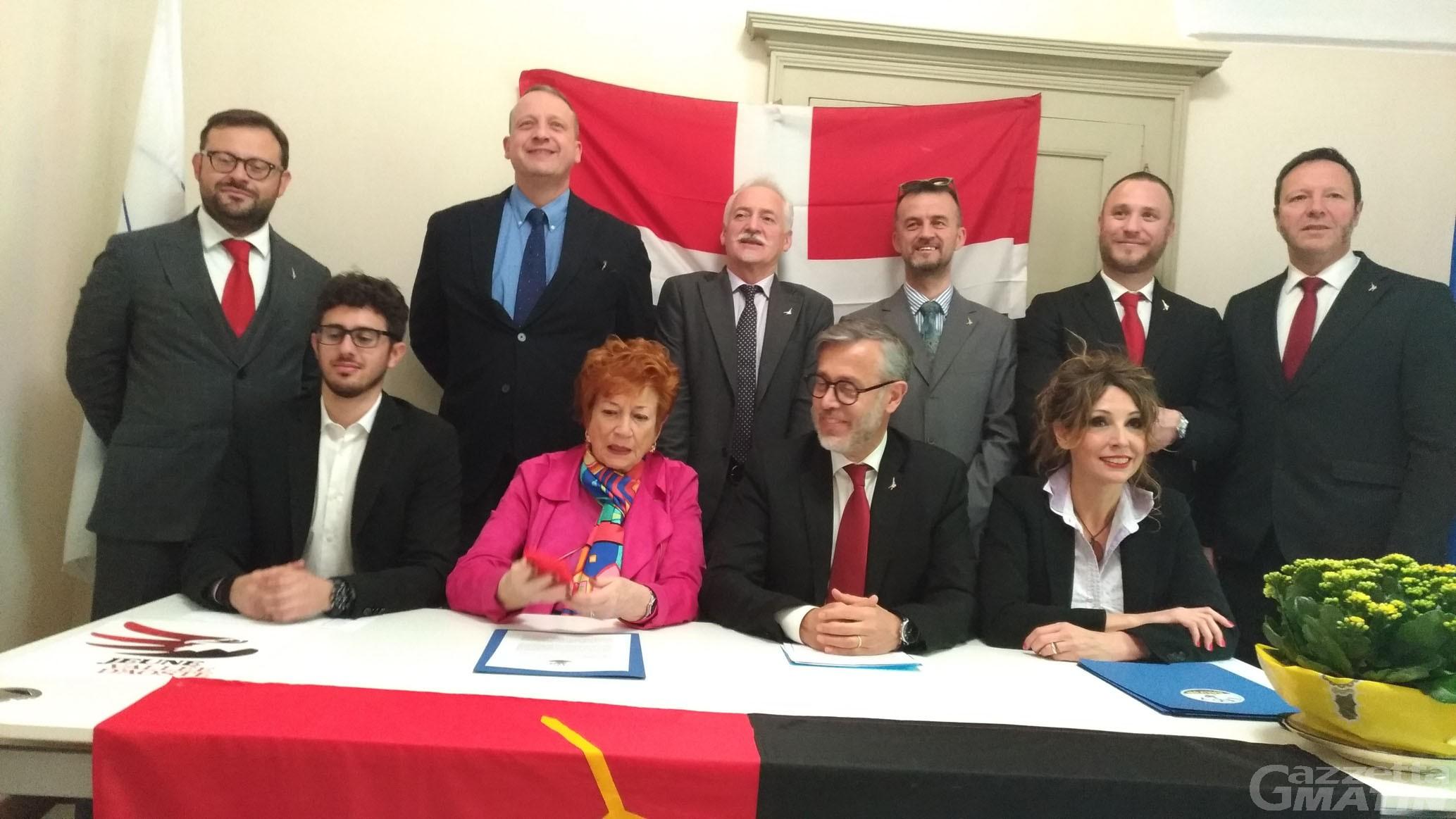 Europee: Sammaritani, candidato della Lega, invita i valdostani ad andare in massa alle urne