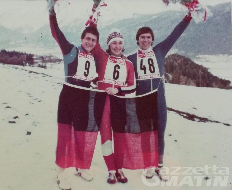 Pollein celebra i campioni dello slittino su pista naturale