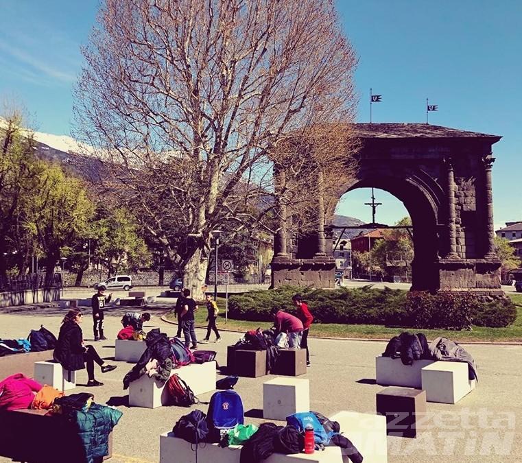 Aosta: il Capodanno 2019 si farà all'Arco d'Augusto