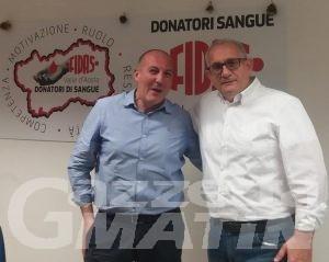 Donazione: dopo la paura, Giulia e papà Gianmatteo diventano testimonials Fidas