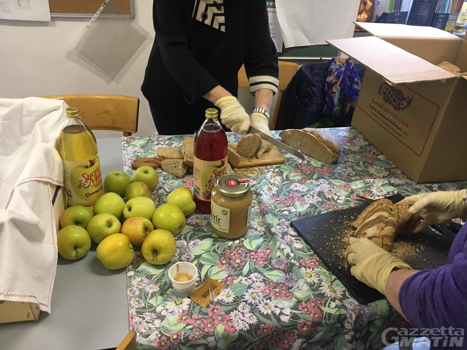 Scuola: ciao merendine, arriva la frutta a km zero