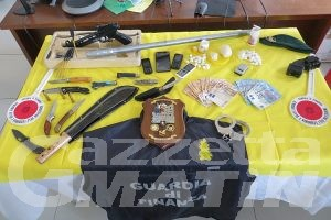 Operazione MalAosta: droga, armi ed estorsione al Quartiere Cogne
