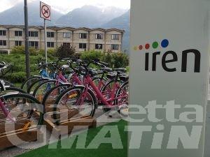 Mobilità sostenibile: il tour e-bike Iren fa il tutto esaurito