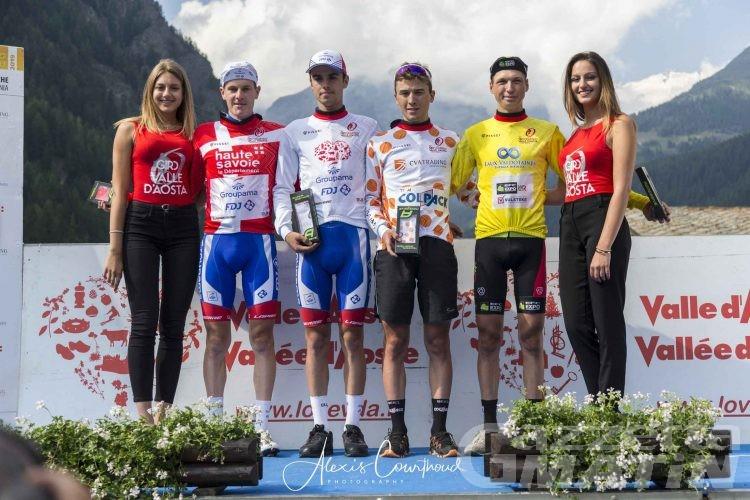 Giro della Valle: il belga Vansevenant nuova maglia gialla