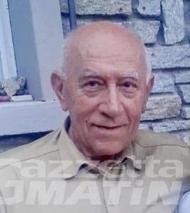Omicidio stradale, arresti domiciliari per il carrozziere che ha investito e ucciso unanziano ad Antey