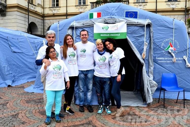 Campus Salute ad Aosta: oggi e domani visite mediche e consulti gratuite