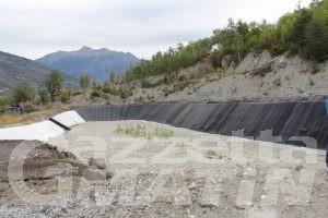 Rifiuti: sopralluogo alla discarica di Pompiod di Aymavilles