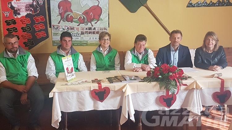 Moudzons, Trofeo Ville d'Aoste in memoria di Gerardo Beneyton
