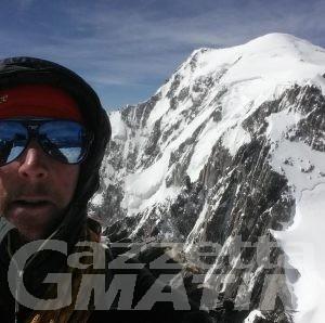 Valanga a Punta Helbronner: il valdostano Edoardo Camardella ha perso la vita