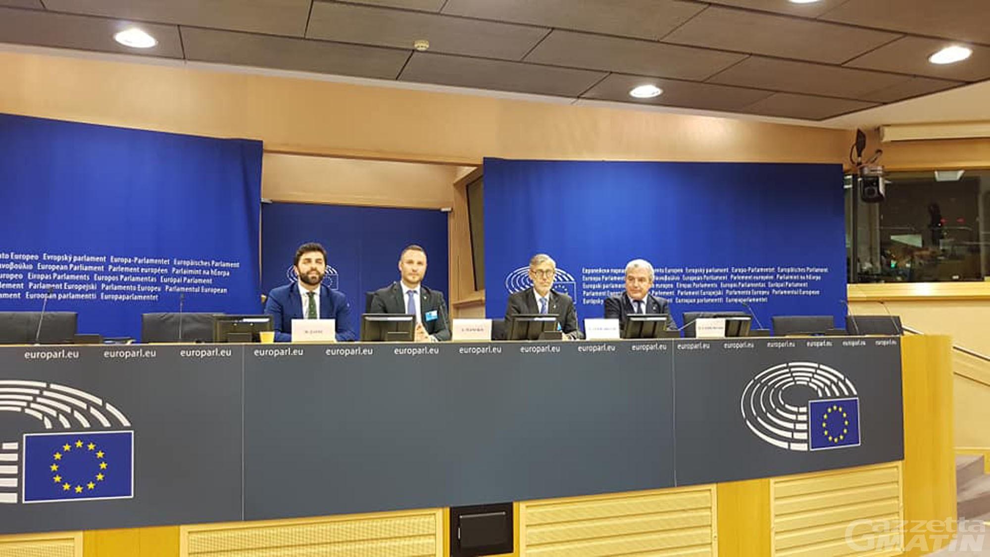 Giornalisti: la sospensione dall'Ordine del consigliere leghista Manfrin finisce a Bruxelles