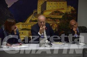 Forte di Bard: tutto esaurito per Quirico e Pellizzari