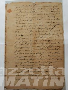 Saint-Christophe: scoperta una vigna di 300 anni, è della famiglia Grosjean