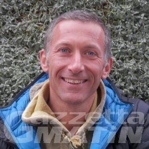 Tragedia a Valtournenche: morto sotto a una valanga Roberto Ferraris, soccorritore del Sagf