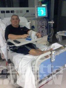 Lutto: se n'è andato Daniele Mantovanelli, presidente dell'Associazione Disabili VdA