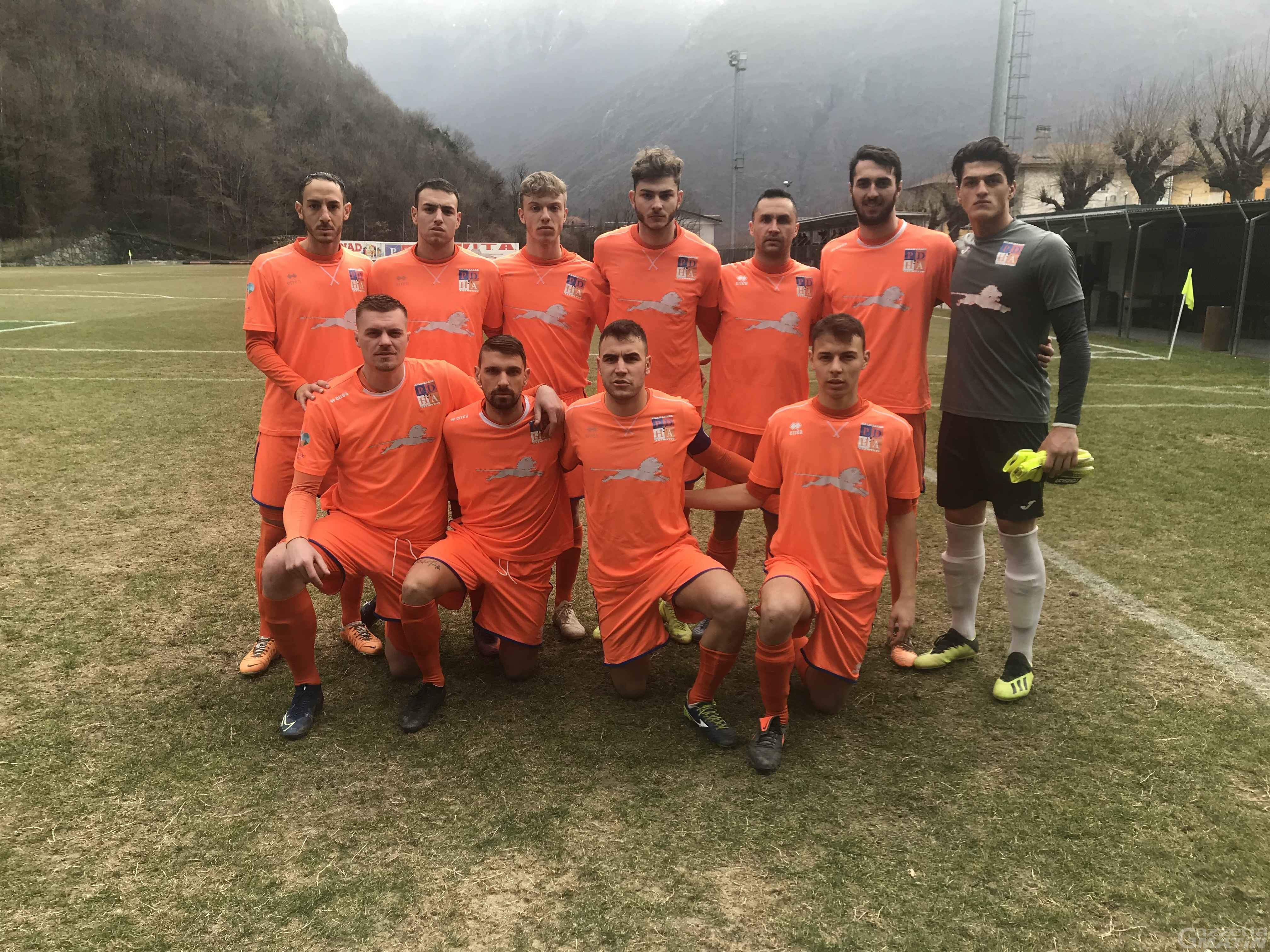 Calcio: il P.D.H.A.E. allunga in vetta in Eccellenza; pareggia l'Aygreville