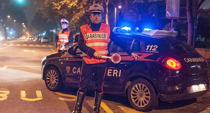 CRONACA – Controlli dei carabinieri in tutta la provincia