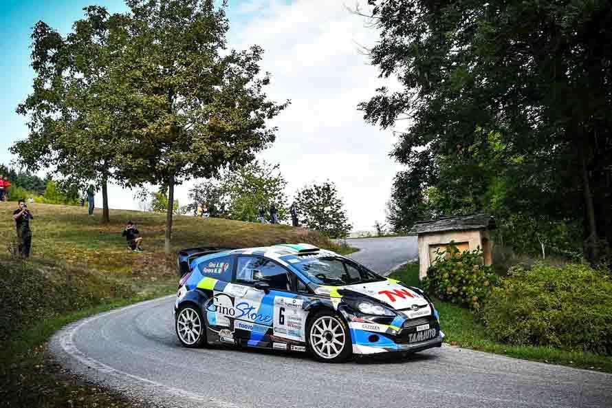 Rally: Alla Sport Rally Team Carmagnola ferve l'attività per il Valli Cuneesi. Il 23 aprile iscrizioni chiuse