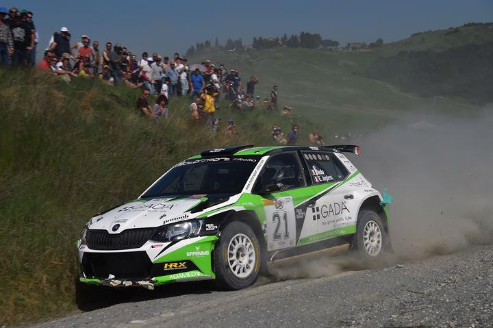 """Rally: il Mercoledì Racing Team al """"Liburna"""""""