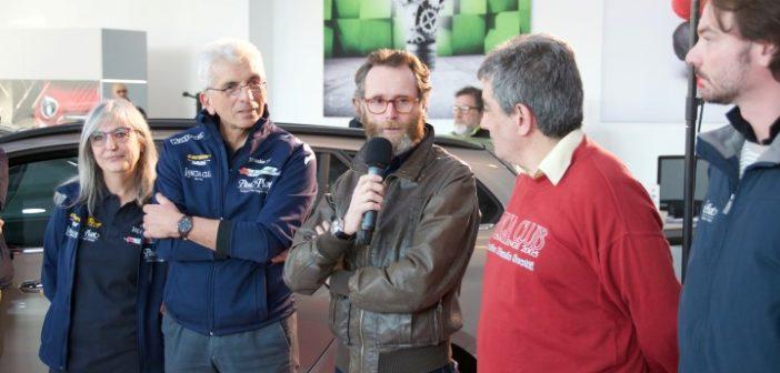 Lancia Fulvia Classic: presentata la stagione corsaiola