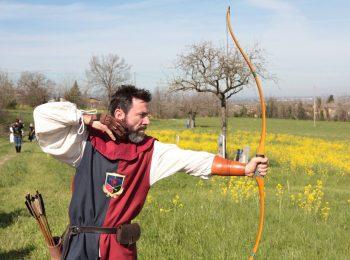 MONCALIERI – Torneo di scherma medioevale e arco antico