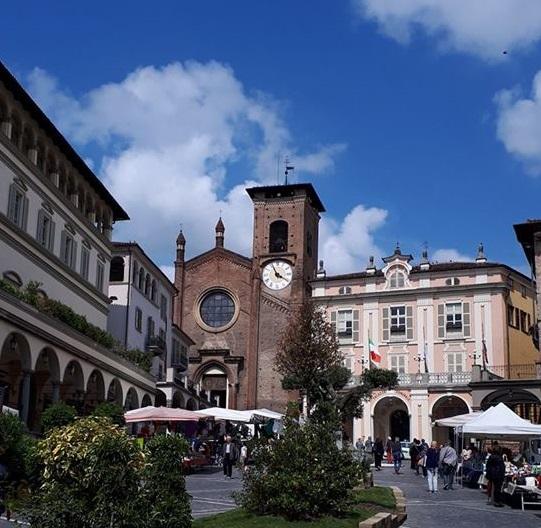"""MONCALIERI – """"Settembre in festa"""", in piazza Panissera"""