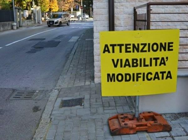 VINOVO – Viabilità stravolta per la patronale