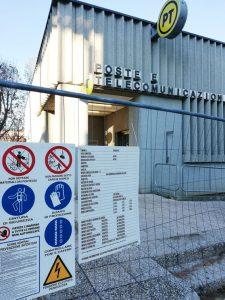 Poste chiuse a Trofarello per ristrutturazione, ma c'è l'ufficio mobile. La sede rinnovata riaprirà il 17 gennaio