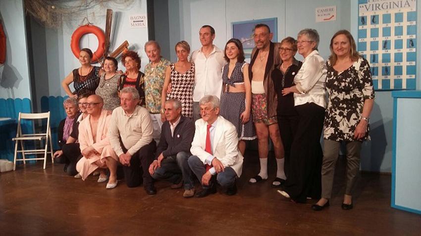 LA LOGGIA – Parte le stagione teatrale in dialetto alla Fenoglio