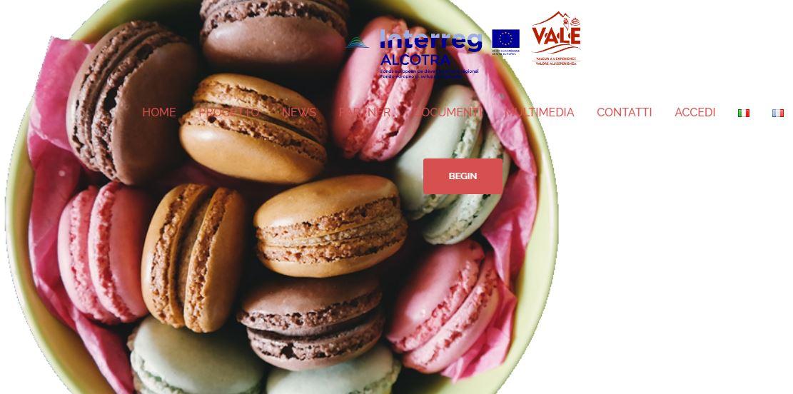 """Appello agli aspiranti pasticceri: il 21 gennaio scatta l'Open Day per il progetto """"Vale"""""""