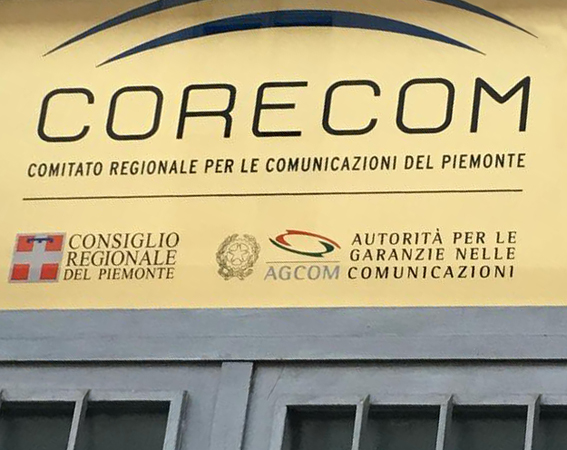 Conflitti cittadini – gestori telefonici: sempre più richiesta la mediazione del Corecom Piemonte