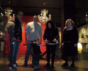 Rosy inaugura a Nichelino lo store Lube cucine: c'è una sorpresa per tutti