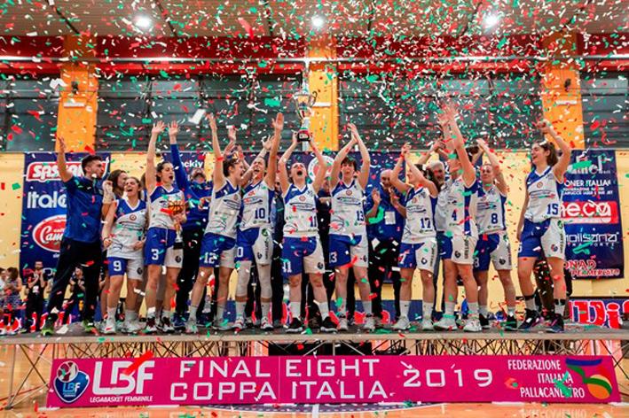 L'Akronos lotta ma non schioda la Coppa Italia di A2 dal parcheggio di Crema