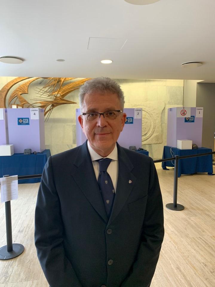 Alberto Scuro è il nuovo presidente Asi