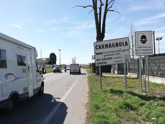 CARMAGNOLA – Via all'iter per installare le telecamere alla ztl