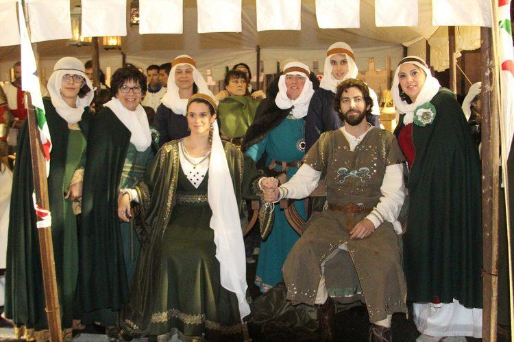 A Courgné dall'11 maggio per vivere alla corte di Re Arduino